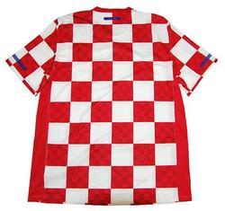 クロアチア代表(H)2010 背面