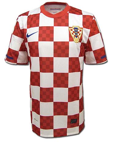 クロアチア代表(H)2010