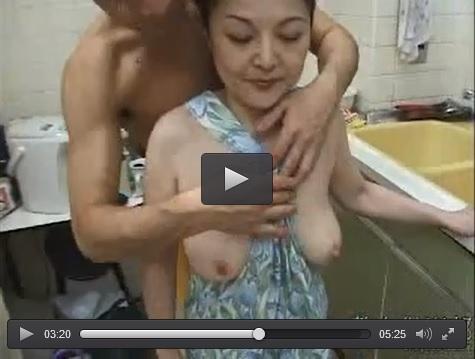 人妻 無修正 松村彩子 57歳 熟女ナンパは平日の昼間 五十路 後編