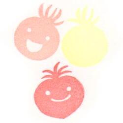 トマト2色見本1