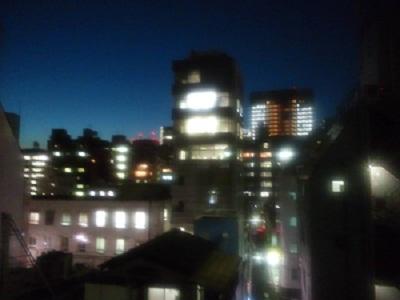 八丁堀の夜景