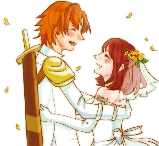 ロラリオ結婚