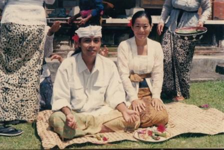バリ結婚2
