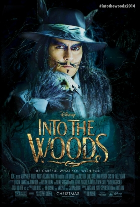 1103 Into the Woods Poster