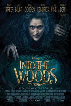 1103 into-the-woods Poster
