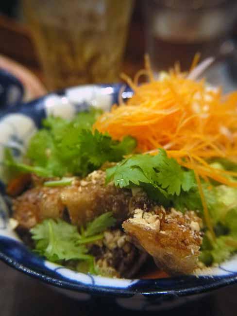 ブンチャー麺