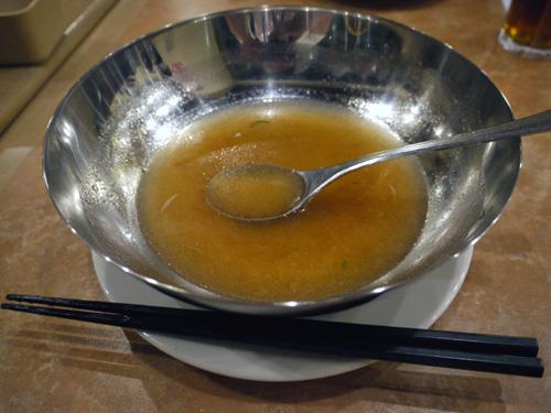 ちゅるしこ冷麺