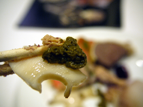 2012年 高島屋のおせち料理 試食会