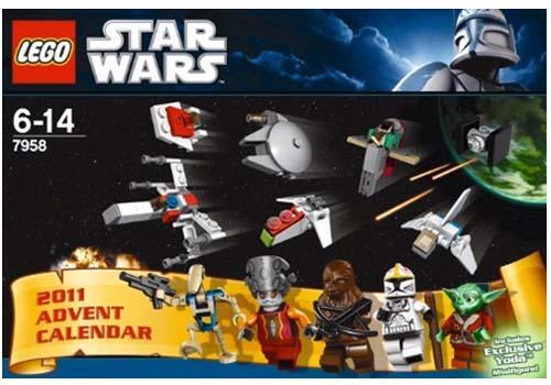 レゴ スター・ウォーズ アドベントカレンダー