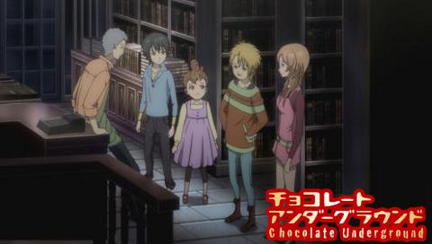 チョコレートUGテーマ