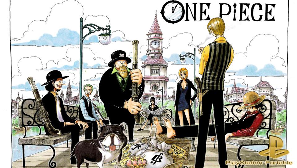 ONE PIECE-79