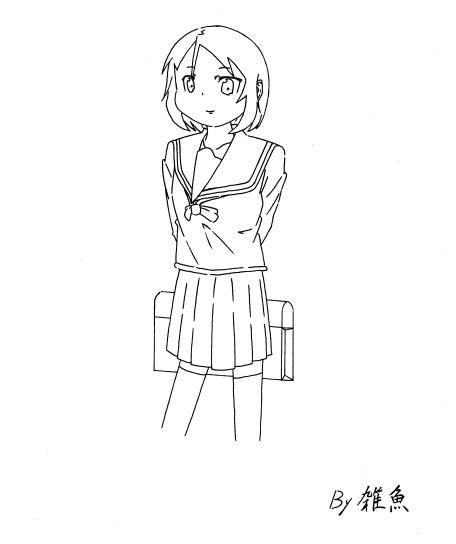 新生雑魚クンのユメモノ・イメージキャラクター・・・でわない