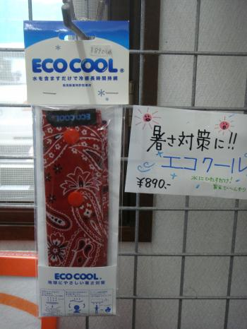 エコクール☆