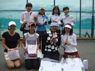 第29回初中級女子ダブルス大会