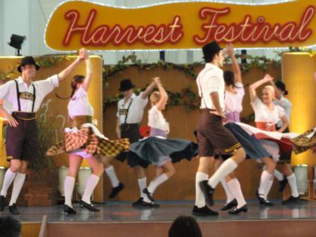 ハーベストダンス