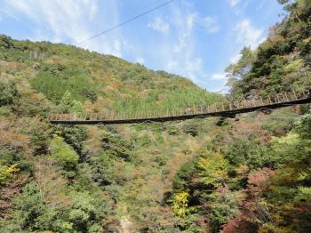 樅の木吊り橋