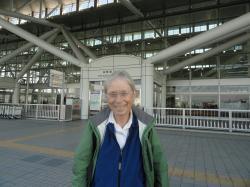 ケイトさん空港