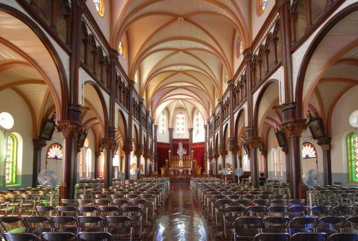 今村教会聖堂