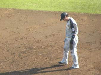 小谷野選手