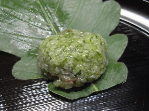 吉兆名古屋餅