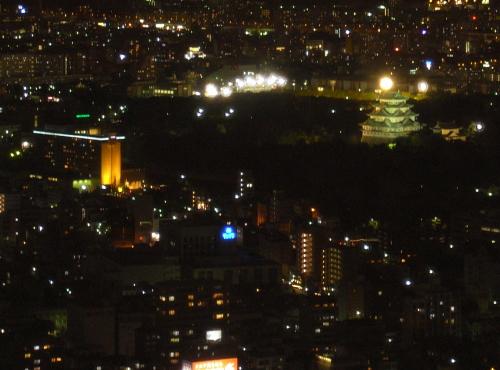 吉兆名古屋夜景