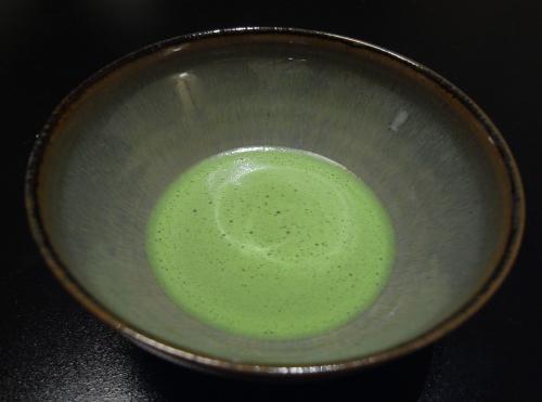 吉兆名古屋薄茶