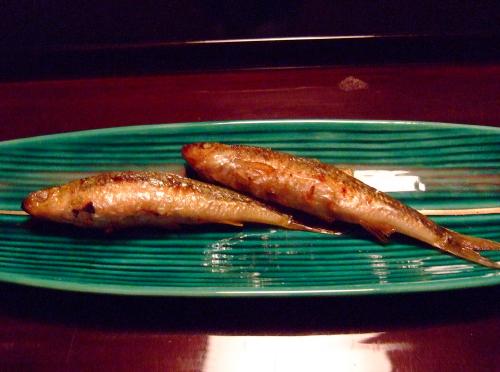 丸山焼き魚2ブログ