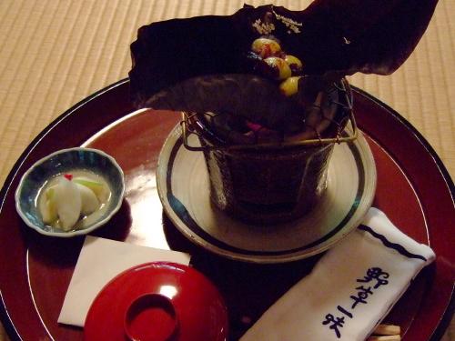 美山荘昼豆ブログ