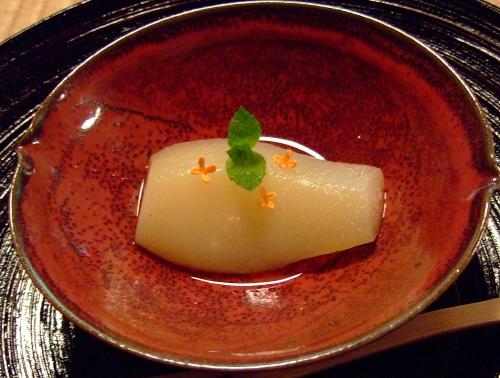 美山荘昼果物ブログ