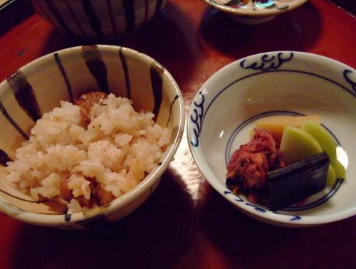 美山荘昼ご飯ブログ