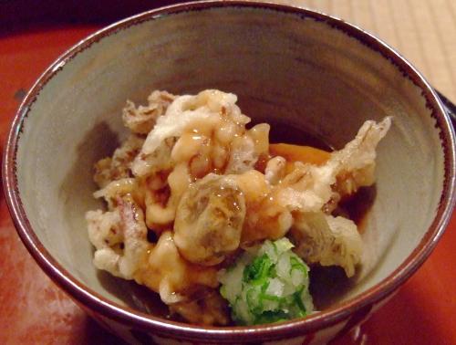 美山荘昼揚げ物ブログ