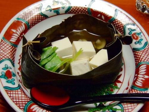 瓢樹湯豆腐2ブログ