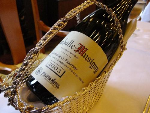 富士赤ワイン瓶ブログ