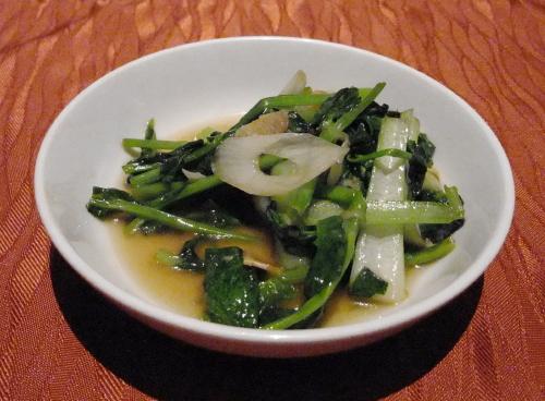 石中華野菜ブログ