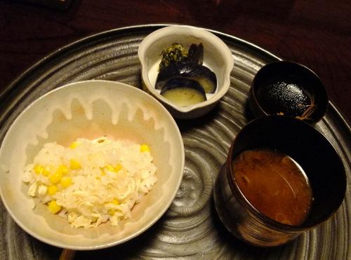 石ご飯ブログ