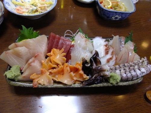 魚刺身ブログ