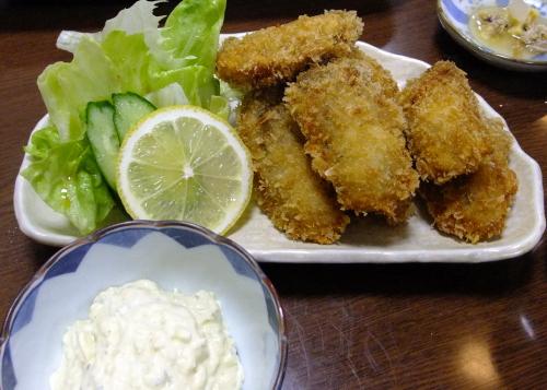 魚カキフライブログ