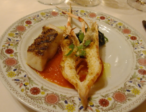 ローマ魚ブログ