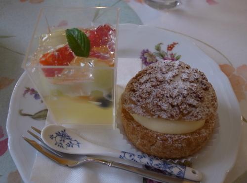 トア・ルージュ、ケーキ2 ブログ (2)