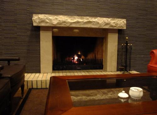 オリカ暖炉