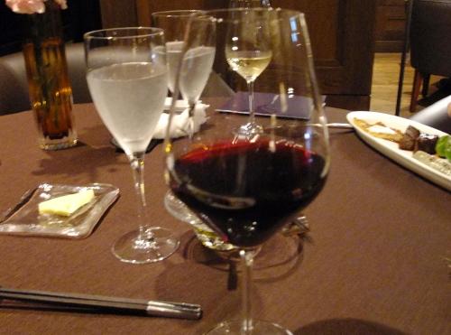 オリカ赤ワイン