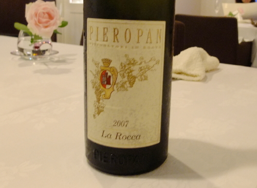 ソラ白ワイン瓶
