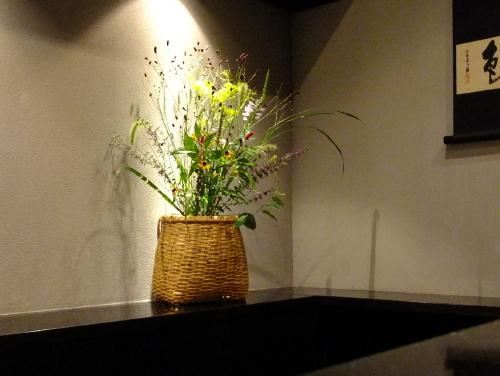 八泉精進花