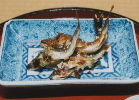 美山5焼き魚