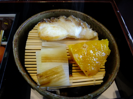 吉兆焼き魚