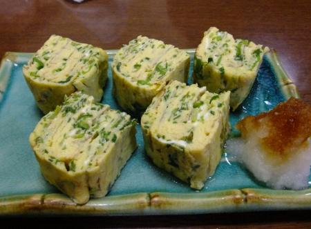 魚清卵焼き