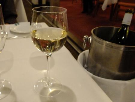 赤観フレンチ白ワイン