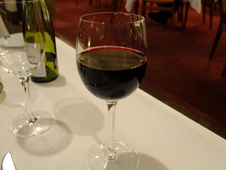 赤観フレンチ赤ワイン1