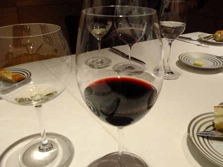 壺赤ワイン