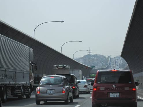 9)R大渋滞!
